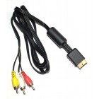 AV-кабель для Sony Play Station 2 и 3