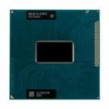 Процессор для ноутбука Intel Core i3 Mobile, Socket G2, 2.5 ГГц, б/у