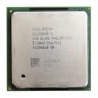Процессор Intel Celeron D 310, S478, 2.1 ГГц, б/у