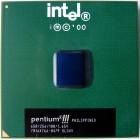 Процессор Intel Pentium III 650, Socket 370, 0.65 ГГц, б/у
