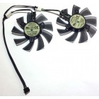 Вентилятор для видеокарты Everflow T129215SU 85 мм