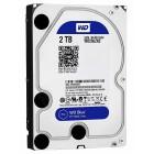 Жесткий диск Western Digital Blue Desktop WD20EZRZ, SATA III, 2 Тб