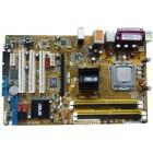Материнская плата Asus P5L 1394, LGA 775, ATX, б/у