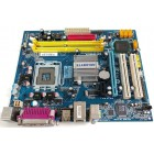 Материнская плата Gigabyte GA-945GCM-S2L, LGA 775, microATX, б/у