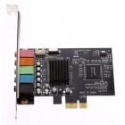 Звуковая карта PCI-E Sound Card 5.1 Asia