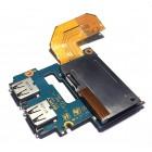 Картридер и плата USB для Sony Vaio VGN-TZ, б/у