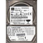 """Жесткий диск для ноутбука Toshiba MK8025GAS, 2.5"""", IDE, 80 Гб, б/у"""