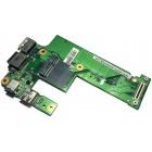 Плата питания, LAN, USB для Dell Inspiron 15 N5010, б/у