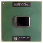 Процессор Intel Celeron M 330, Socket mPGA478C, 1.4 ГГц, б/у